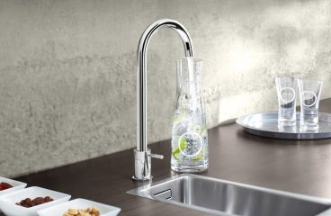 Sparkling water tap for Commercial spaces